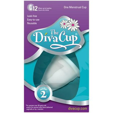 The divacup model 2 menstrual cup - Diva cup 2 ...
