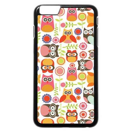 Owl Wallpaper iPhone 6 Plus Case](Halloween Wallpaper Iphone 3)
