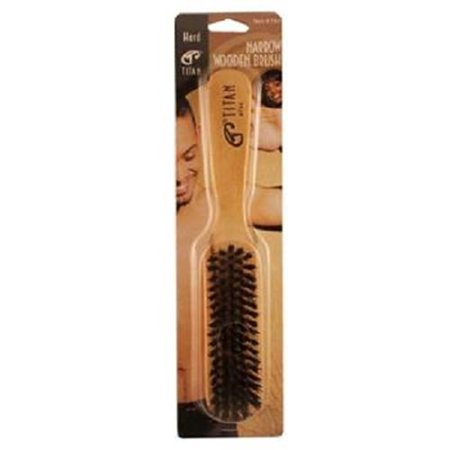 Product Of , Narrow Wooden Brush, Count 1 - Hair Care Accessories / Grab Varieties & Flavors