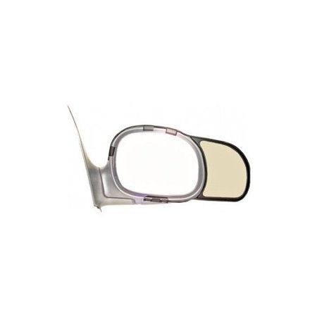 Fit System Snap & Zap Clip-on Towing Mirror (Pair)