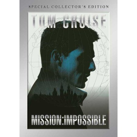 Mission: Impossible - movie POSTER (Style E) (11