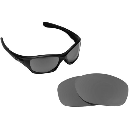 Best SEEK Polarized Replacement Lenses for Oakley PIT BULL Black Iridium