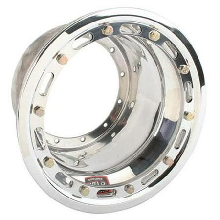 Weld Micro Sprint Magnum 10 Inch Wheel Half, Beadlock,