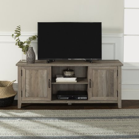 Manor Park Modern Farmhouse TV Stand for TVs up to 65