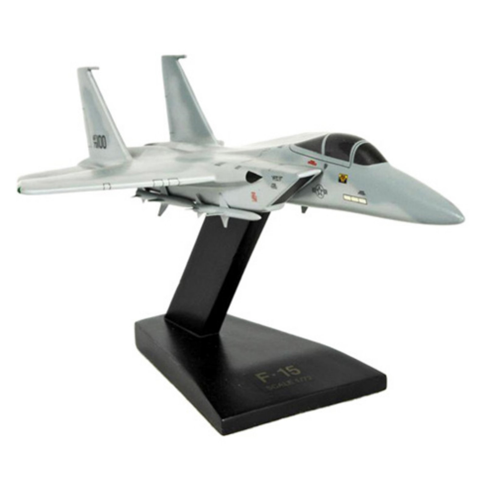 Daron Worldwide F-15C Eagle Model Airplane by Toys and Models Corporation