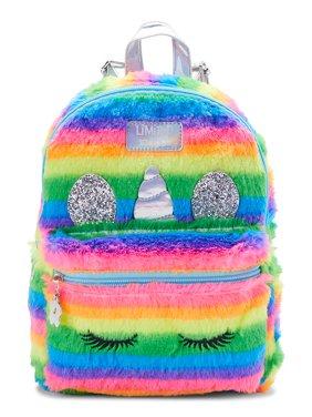 """Limited Too Rainbow Unicorn Mini 10"""" Backpack"""