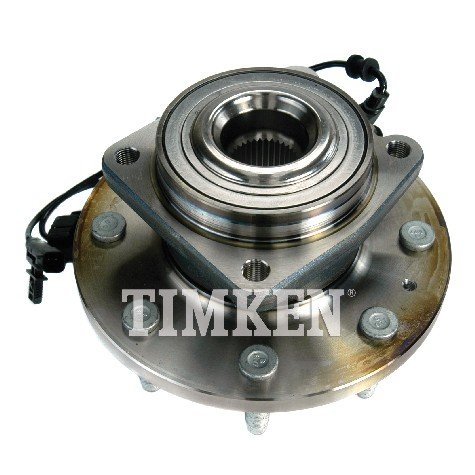 Wheel Bearing and Hub Assembly Front Timken HA590297 fits...