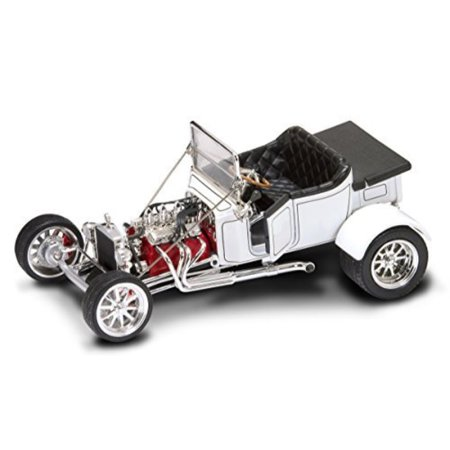 Lucky Diecast 1/18 Scale 92828 1923 Ford T-Bucket Roadster White