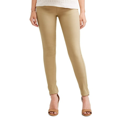 Maternity 5 Pocket Skinny Pants - Available in Plus (Maternity Khaki Pants)