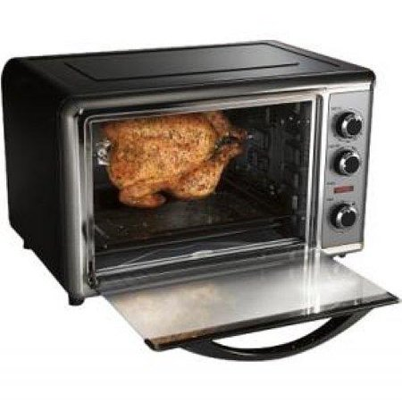 Countertop Toaster Oven with Convection and Rotisserie - Walmart.com