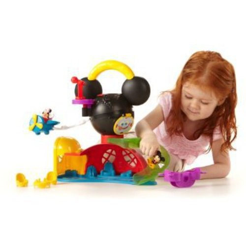 Fisher-Price Mickey Mouse Play Around Clubhouse Play Set