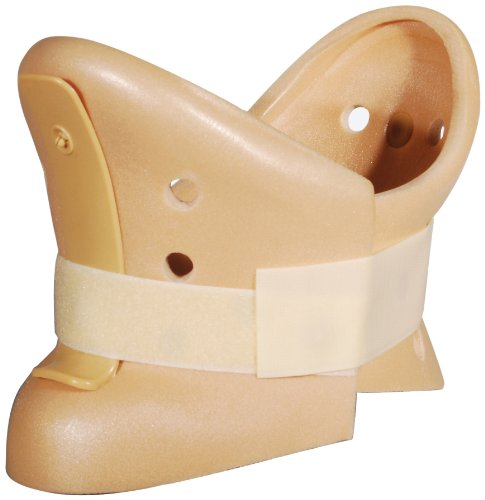 Cervical Collar, Drive Medical Large Foam Support Adjustable Neck Traction Collar