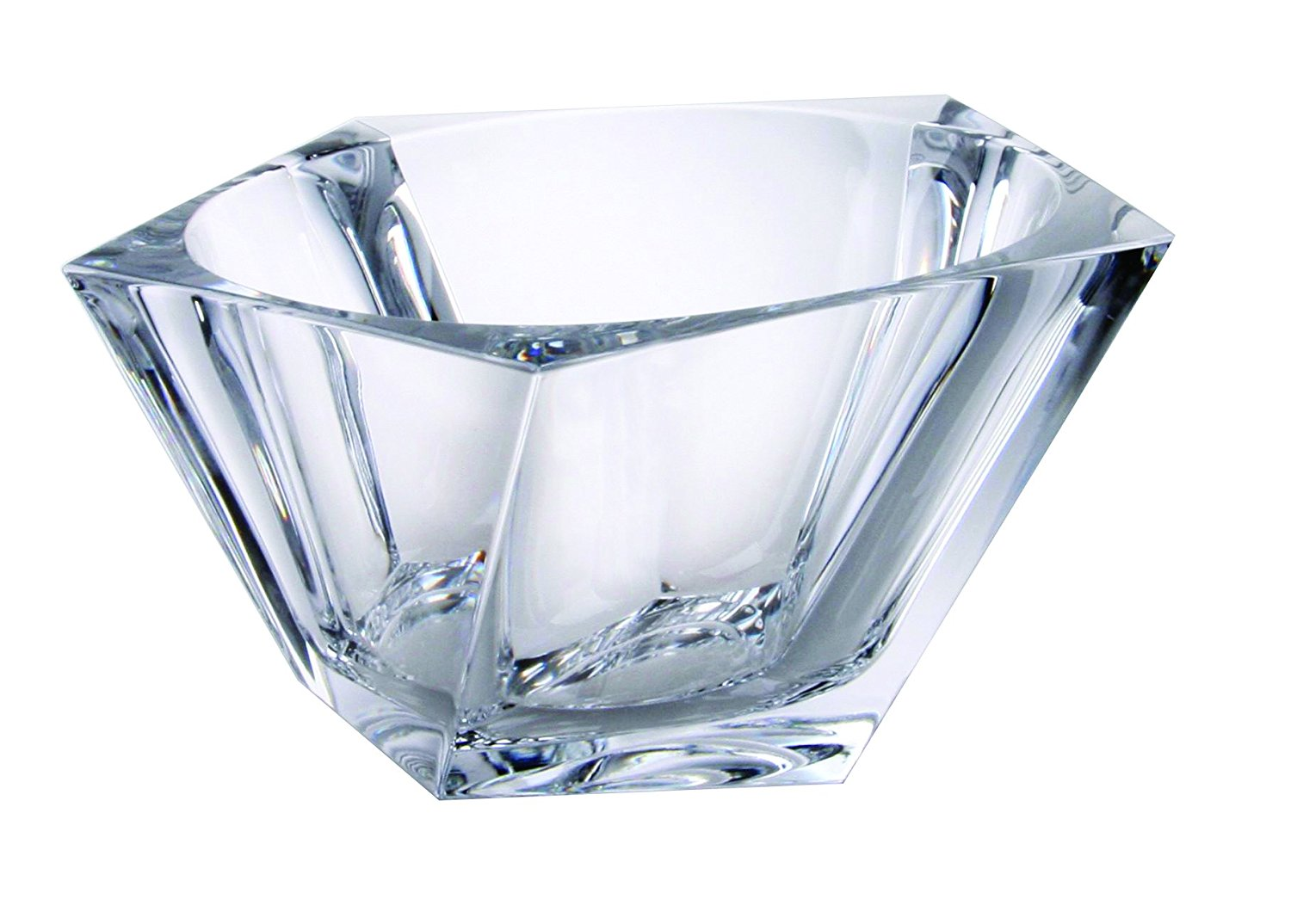 "Bohemia Crystal Bowl ""Ocean\ by"