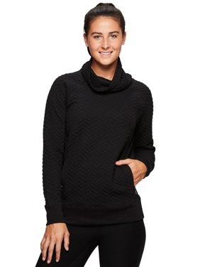 33662fcbe6 Product Image RBX Active Women s Quilted Mock Pullover
