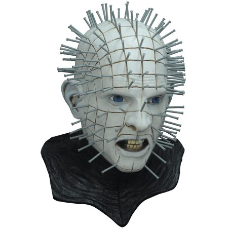 Pinhead Halloween Mask (Pinhead Deluxe Adult Mask)