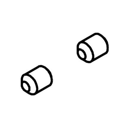 Kwikset 83255 Replacement Set Screw for Kwikset Reversible Pin & Tumbler Entry