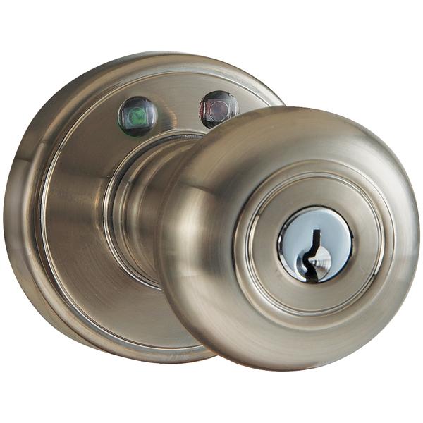 Morning Industry Rkk-01sn Remote Knob [satin Nickel Finish] (rkk01sn)