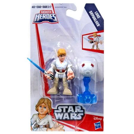 Star Wars Galactic Heroes Luke Skywalker Mini Figure