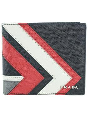 f22cb9472890 Product Image Black Limited Saffiano Leather Bifold 19prz1912 Wallet. Prada
