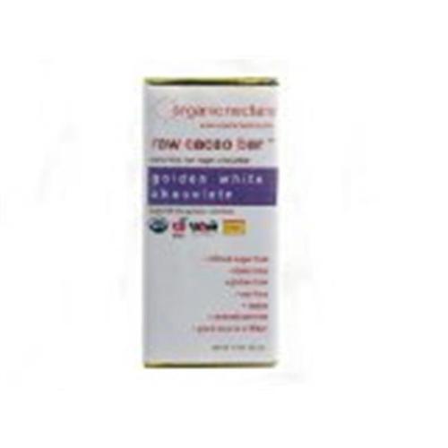 Organic Nectars Bar Golden White Chocolate 1. 40 Oz - Pack of 12 - SPu592121