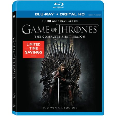Game Of Thrones: Season 1 (Blu-ray + Digital Copy)