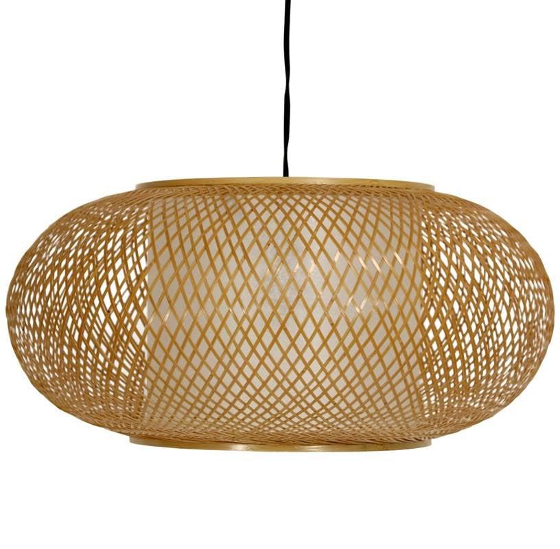 Oriental 8 in. High Kata Japanese Ceiling Hanging Lantern