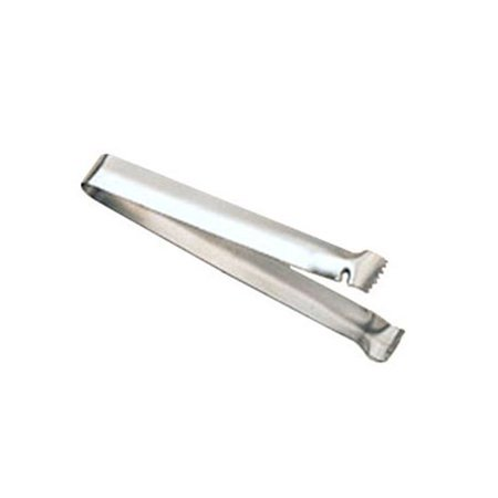 Image of American Metalcraft IT909 Tongs, 9.25' Length x 1.25' Width, Silver