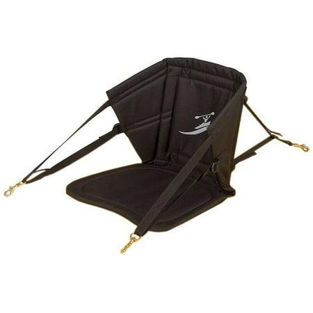 Kayak Seat - Ocean Kayak Comfort Plus Seat Back, Black