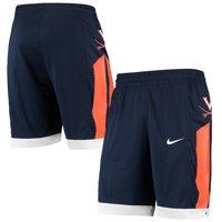Virginia Cavaliers Nike Replica Team Basketball Shorts - Navy