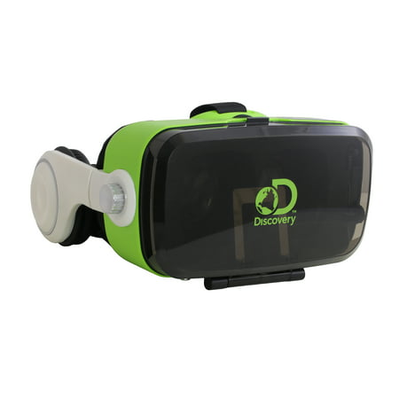 Discovery Virtual Reality Headset with Stereo