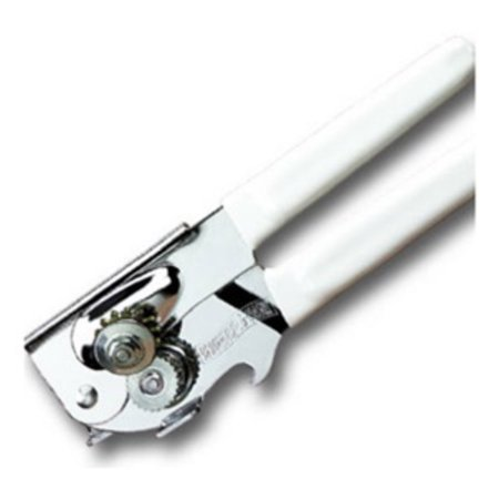 LIFETIME BRANDS 407WH Swingaway White Can Opener (Can Opener Swing Away White)