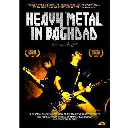 Heavy Metal In Baghdad (Collector's Edition) (Embossed Metallic O-Card) (Widescreen)
