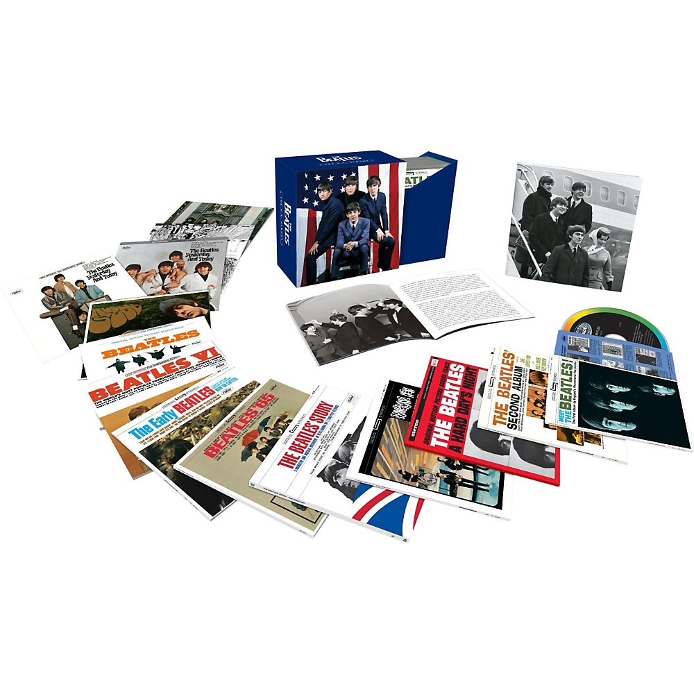 Universal Music Group The Beatles: The U.S. Albums (13-CD Box Set)