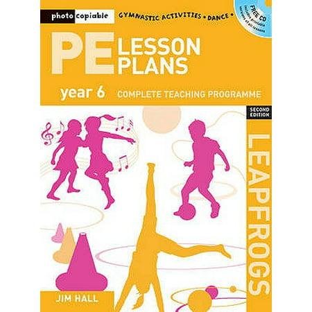 Pe Lesson Plans Year 6