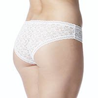 No Boundaries Allover Lace Cheeky Panty