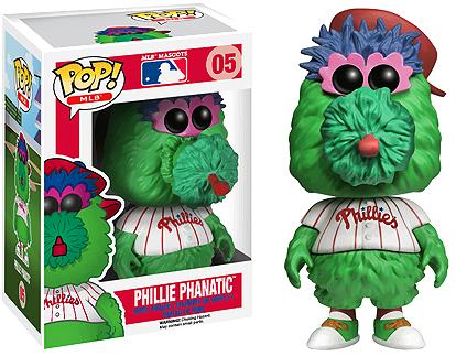 Major League Baseball Funko POP! Sports Phillie Phanatic Vinyl Figure by Funko