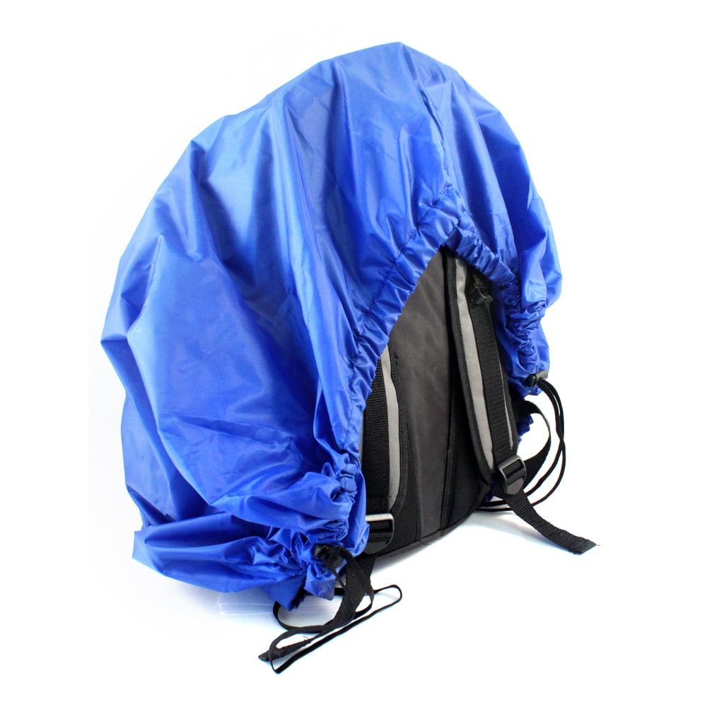 Waterproof Durable Backpack Cover Blue Universal