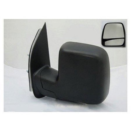 go-parts � 2004 - 2007 ford e-350 super duty side view mirror assembly /  cover / glass - left (driver) side 3c2z 17683 faa fo1320253 replacement for  ford