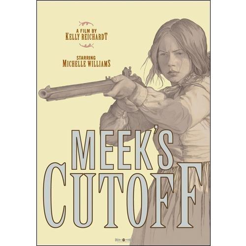 Meek's Cutoff (Blu-ray + DVD)