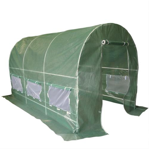 Greenhouse 12' X 7' X 7' Large Outdoor Green House Plant Gardening Garden New