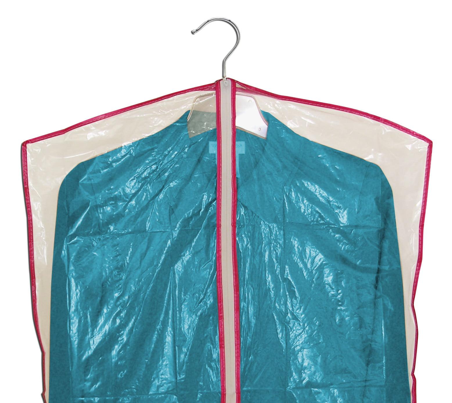 Storage Dynamics Zippered Garment Bag (Set of 13) - Walmart.com
