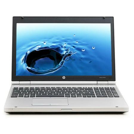 Refurbished HP EliteBook 8570p 2 9GHz i7 8GB 500GB DRW Windows 10 Pro 64  Laptop B Camera