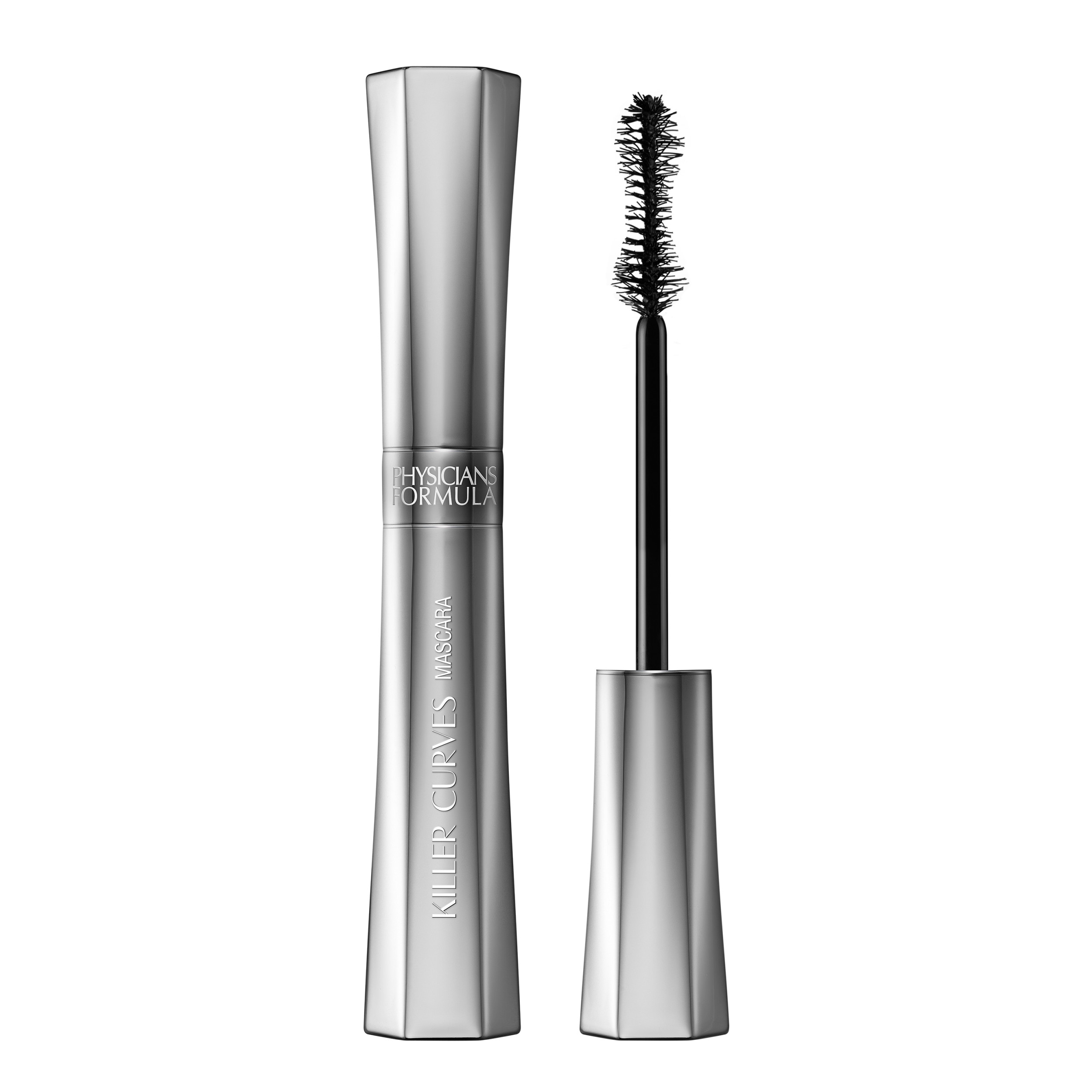 Physicians Formula Killer Curves Mascara, Black/Brown