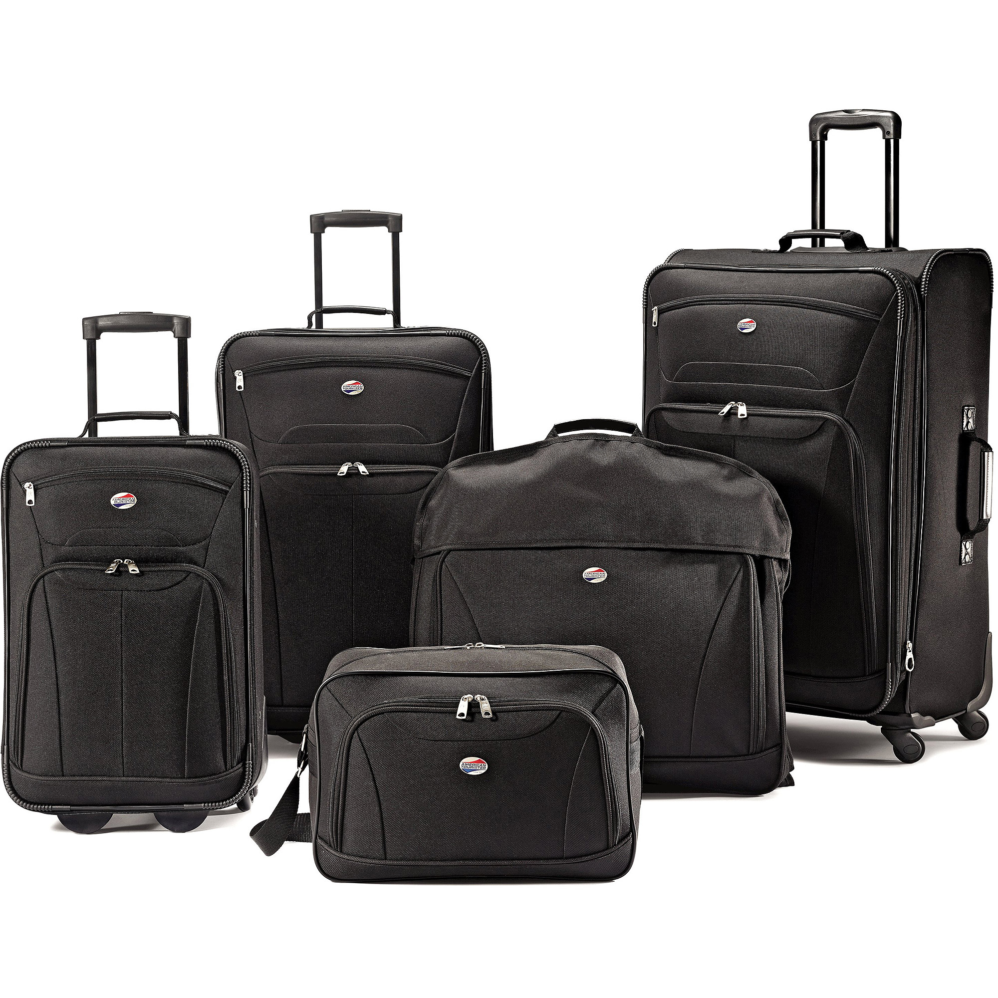 American Tourister 5-Piece Luggage Set - Walmart.com