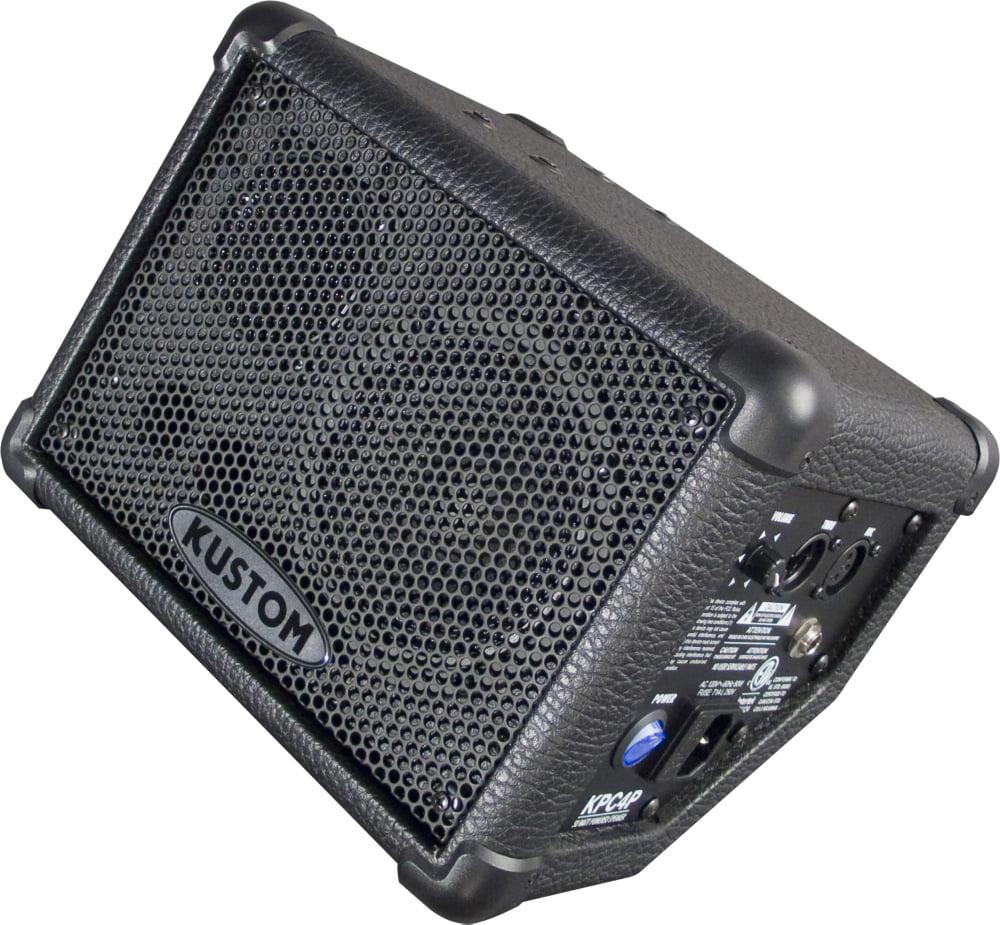 Kustom Kustom KPC4P Powered Monitor Speaker by Kustom