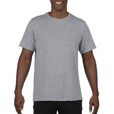 Big Mens AquaFX Performance Short Sleeve T-Shirt, 2XL