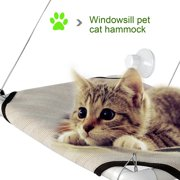 "Cat Furniture Sunny Seat Kitty Window Cat Bed, 18"" x 12""Window Mounted Bed Pet Cot Perch Seat"