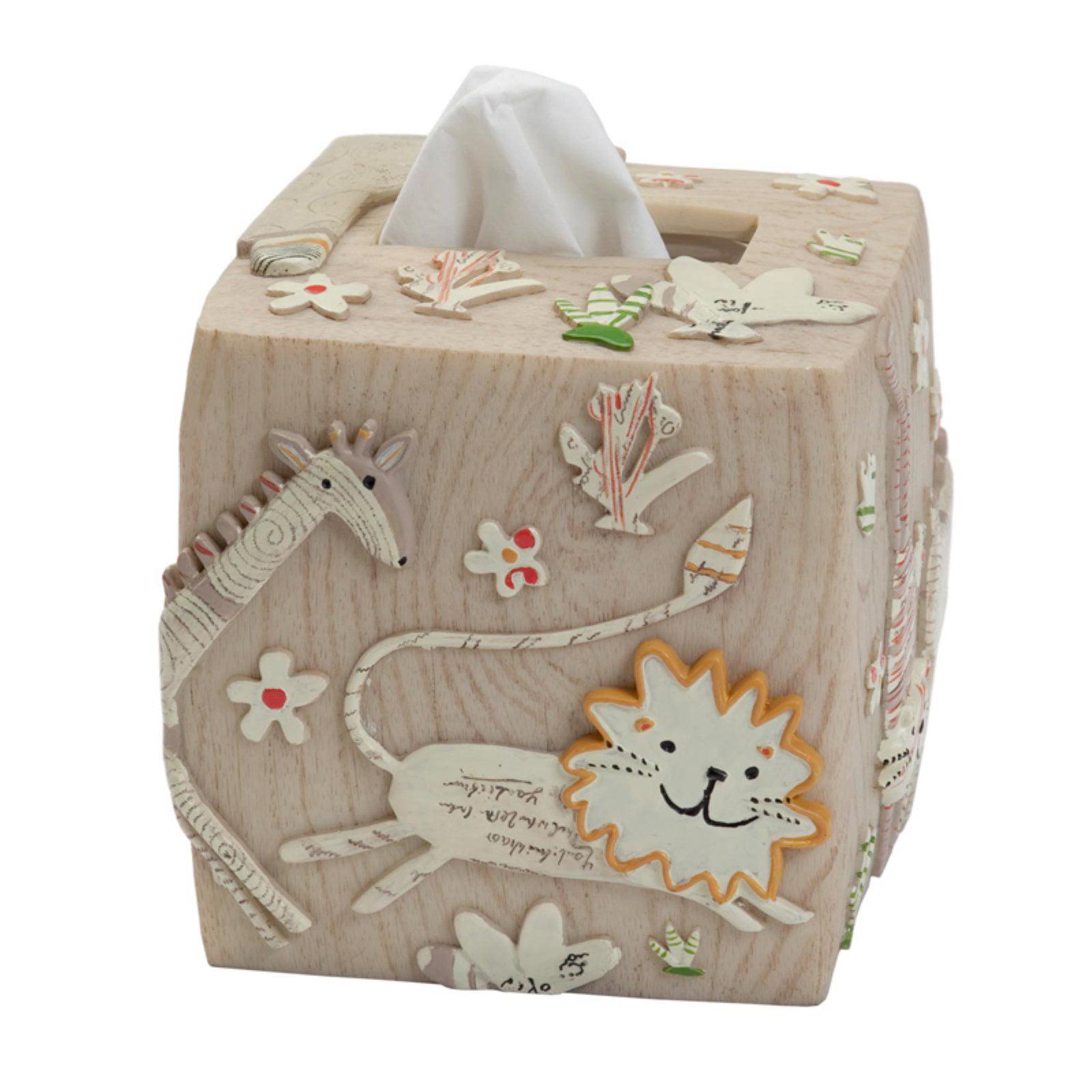 Animal Crackers Boutique Tissue