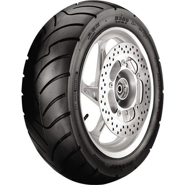 150/70-13 Dunlop SX01 Scooter Rear Tire