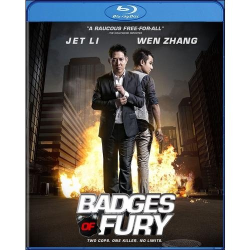 Badges Of Fury (Blu-ray)